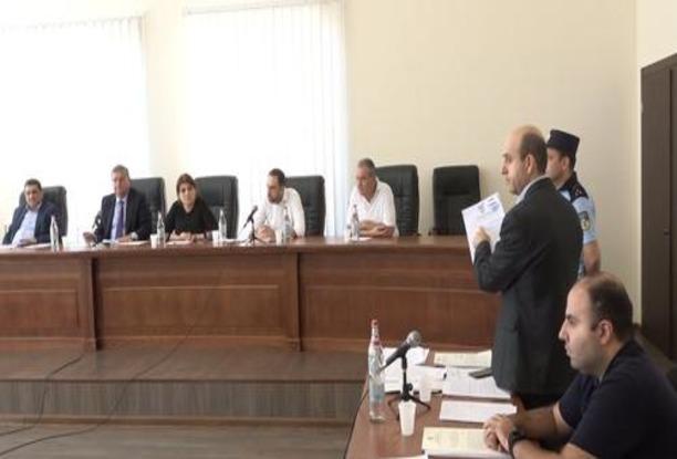 ԲԴԽ-ում կայացավ դատավոր Սերգեյ Մարաբյանի գործով նիստը