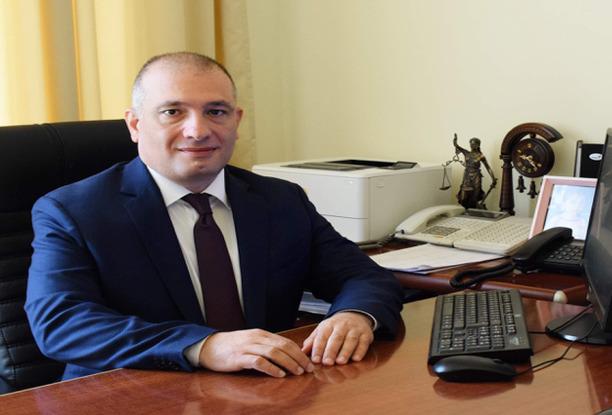 Հովսեփ Բեդևյանը նշանակվել է ՀՀ Վճռաբեկ դատարանի դատավոր